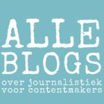 alle blogs over journalistiek voor contentmakers